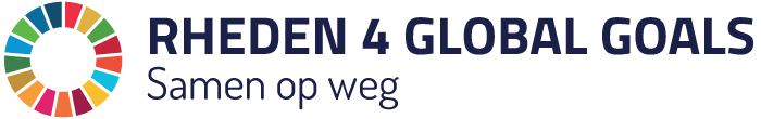 Logo Rheden 4 Global Goals