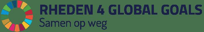 Logo Rheden 4 Global Goals